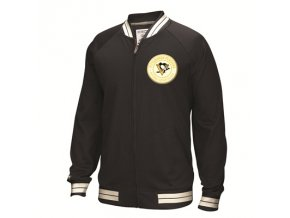 Mikina Pittsburgh Penguins Full Zip Track Jacket 2016
