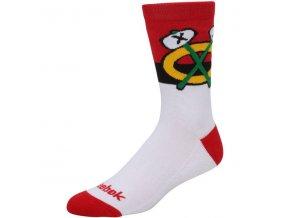 Ponožky Chicago Blackhawks Top Color Socks
