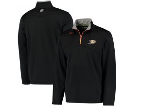 Mikina Anaheim Ducks Center Ice Quarter-Zip Baselayer