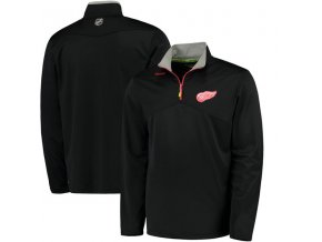 Mikina Detroit Red Wings Center Ice Quarter-Zip Baselayer