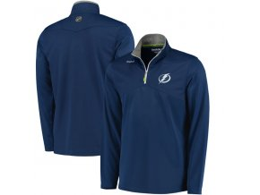 Mikina Tampa Bay Lightning Center Ice Quarter-Zip Baselayer