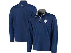 Mikina Toronto Maple Leafs Center Ice Quarter-Zip Baselayer