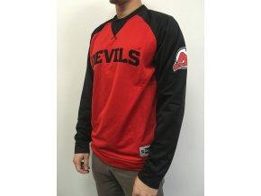 Tričko New Jersey Devils Longsleeve Novelty Crew 2016