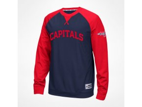 Tričko Washington Capitals Longsleeve Novelty Crew 2016