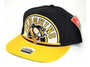 Kšiltovka  Pittsburgh Penguins Arched Snapback