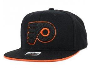 Kšiltovka Philadelphia Flyers Crosshatch Snapback
