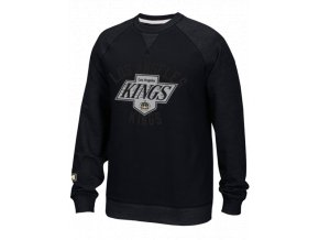 Mikina Los Angeles Kings CCM Fleece Crew 2016