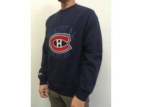 Mikina Montreal Canadiens CCM Fleece Crew 2016