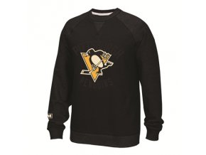 Mikina Pittsburgh Penguins CCM Fleece Crew 2016