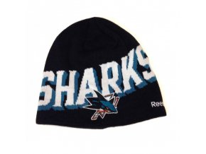 Kulich San Jose Sharks Face Off Beanie 2016