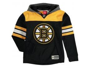 Dětská mikina Boston Bruins Faceoff Jersey Hoodie