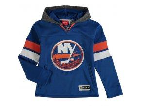Dětská mikina New York Islanders Faceoff Jersey Hoodie