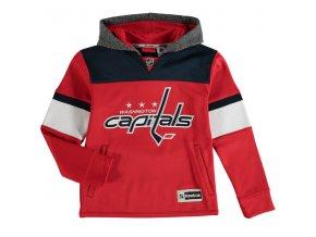 Dětská mikina Washington Capitals Faceoff Jersey Hoodie