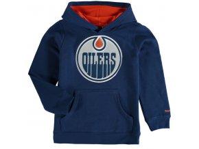Dětská mikina Edmonton Oilers Prime Applique Pullover Hoodie
