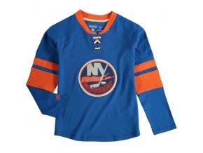 Dětské tričko New York Islanders Vintage Jersey Crew