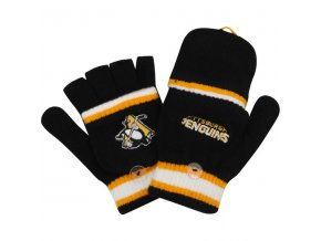 Dětské rukavice Pittsburgh Penguins Convertible Mittens