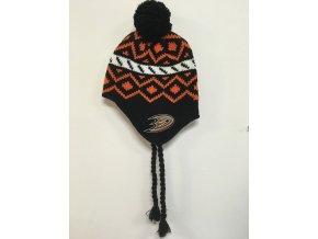 Kulich Anaheim Ducks Tassel Knit 16