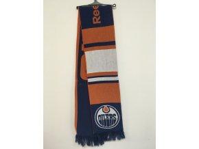 Šála Edmonton Oilers Face Off Jacquard 16