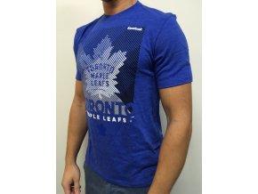 Tričko Toronto Maple Leafs Linear Oblik
