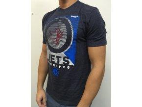 Tričko Winnipeg Jets Linear Oblik
