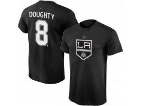 Dětské tričko Drew Doughty Los Angeles Kings NHL Name & Number (Velikost Dětské L (11 - 12 let), Distribuce USA)