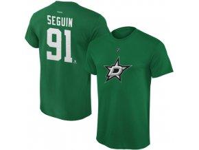 Dětské tričko Tyler Seguin Dallas Stars NHL Name & Number (Velikost Dětské L (11 - 12 let), Distribuce USA)