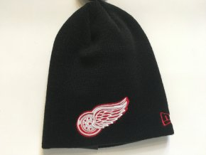 Dětský kulich Detroit Red Wings New Era Skull Knit