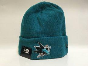 Kulich San Jose Sharks New Era Cuffed Knit