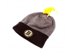 Kulich Boston Bruins FaceOff Basic Cuffed Pom