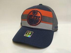 Kšiltovka Edmonton Oilers Bond Structured Flex