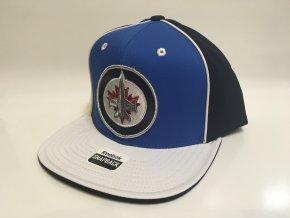 Kšiltovka Winnipeg Jets Pinwheel Snapback
