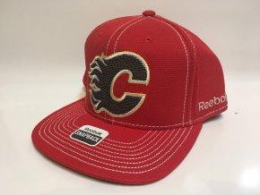Kšiltovka Calgary Flames Piquemesh Snapback