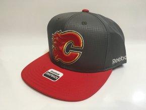 Kšiltovka Calgary Flames RipStop Snapback