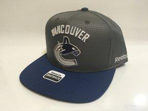 Kšiltovka Vancouver Canucks RipStop Snapback