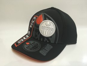 Kšiltovka Edmonton Oilers Structured Cool N Dry