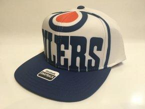 Kšiltovka Edmonton Oilers Sub FB Snapback