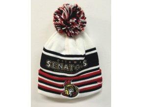 Kulich Ottawa Senators Reebok Cuff Pom Knit