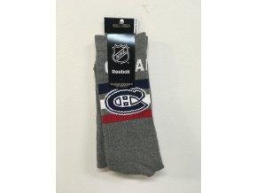 Ponožky Montreal Canadiens Heather Gray