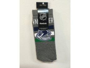Ponožky Vancouver Canucks Heather Gray