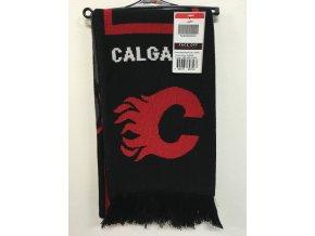 Šála Calgary Flames Oversized Scarf