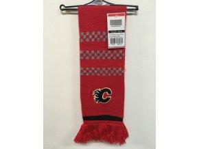 Šála Calgary Flames Textured Scarf
