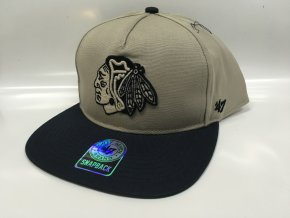 Kšiltovka Chicago Blackhawks Chaff Two Tone Snapback