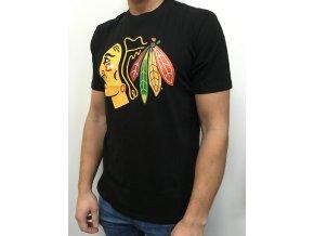 Tričko Chicago Blackhawks 47 Basic Logo