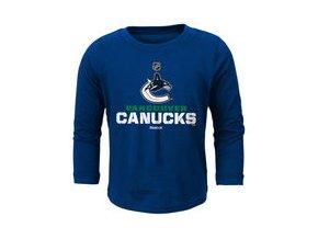 Dětské tričko  Vancouver Canucks NHL Clean Cut