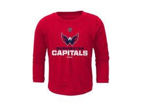 Dětské tričko  Washington Capitals NHL Clean Cut