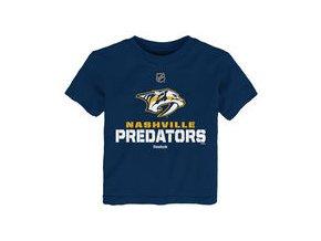 Dětské tričko  Nashville Predators NHL Clean Cut
