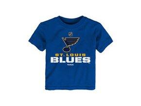 Dětské tričko  St. Louis Blues NHL Clean Cut