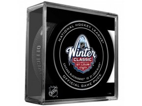 winter classic 2017 puck case