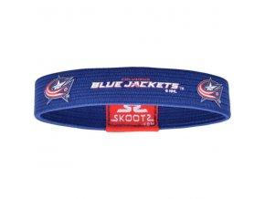 Náramek Columbus Blue Jackets Skootz Bracelet