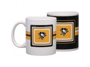 Set dvou hrnků Pittsburgh Penguins